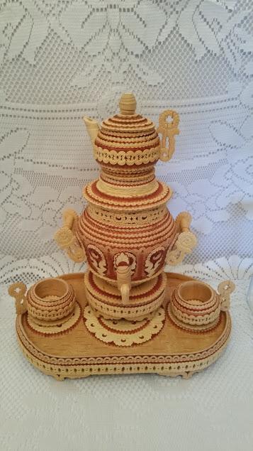 Beresta Tea Set
